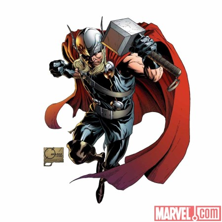 Thor #615 Cover Quesada