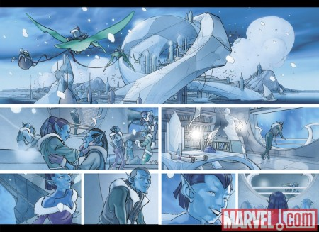 Thor #615 Preview1