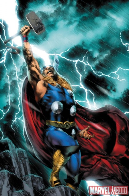 Thor: First Thunder #1 COVER