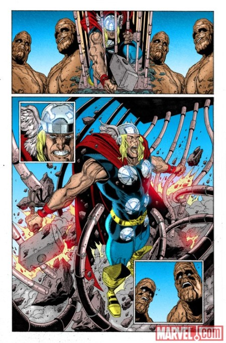 Thor: First Thunder #1 Preview3