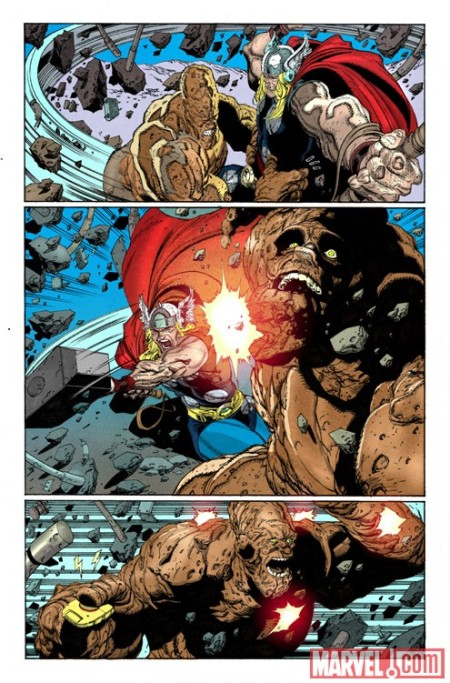 Thor: First Thunder #1 Preview5
