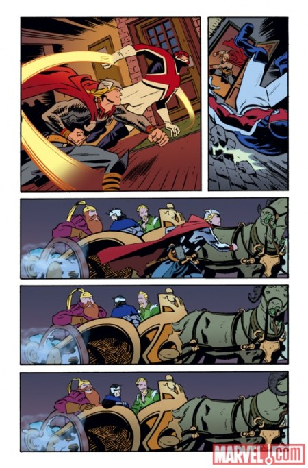 Thor: The Mighty Avenger #4 PREVIEW5