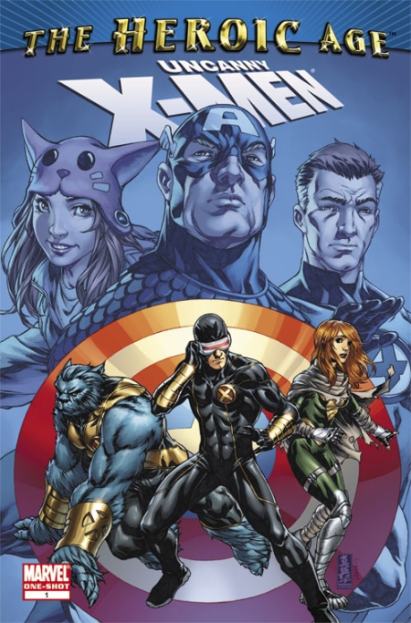 Uncanny X-Men: Heroic Age