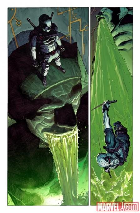 Uncanny X-Force #1 Preview1