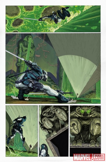 Uncanny X-Force #1 Preview2