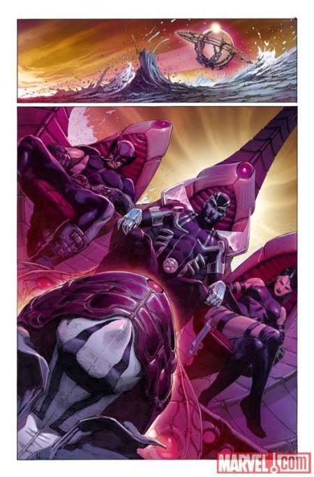 Uncanny X-Force #1 Preview3