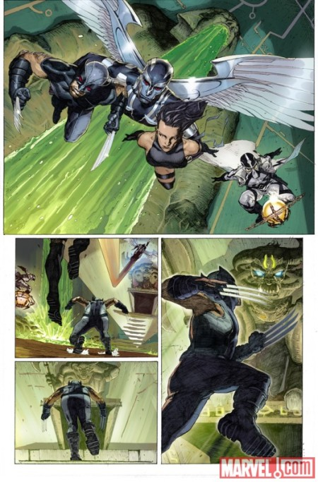 Uncanny X-Force #1 Preview4