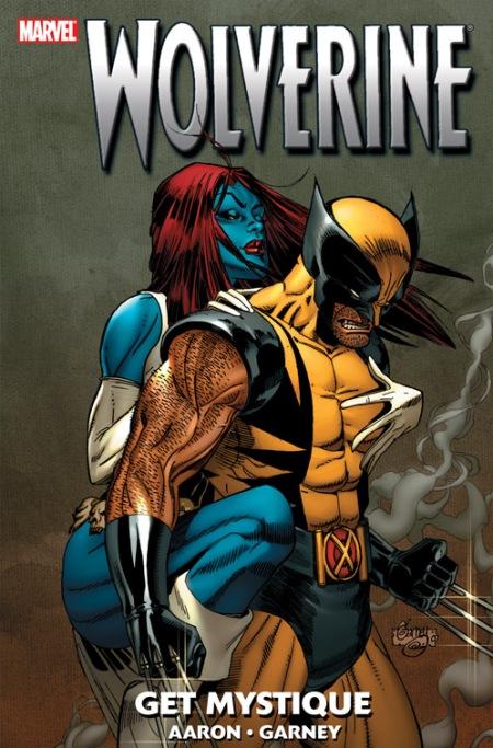 Wolverine Get Mystique