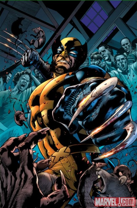 Wolverine: The Best There Is #1 cover