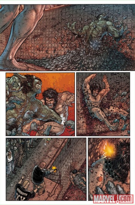 Wolverine: The Best There Is #1 Preview1