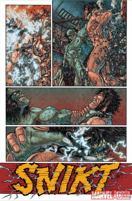 Wolverine: The Best There Is #1 Preview2