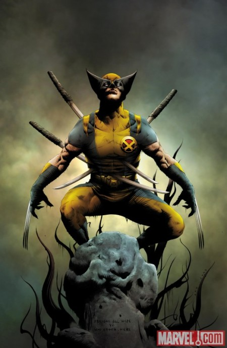 Wolverine #1 Cover