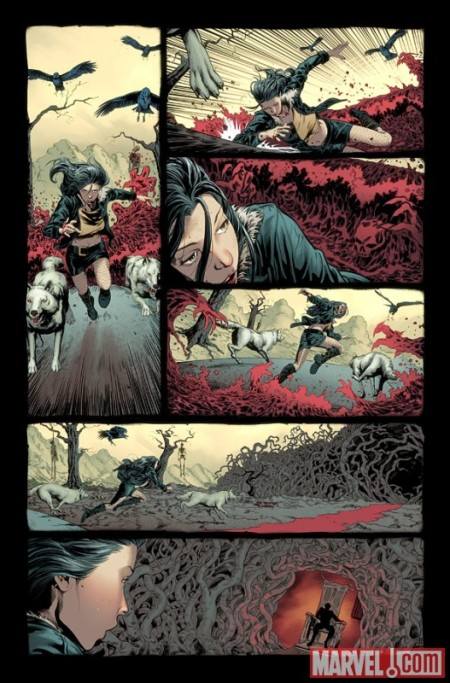 X-23 #1 Preview1