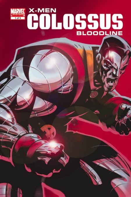 X-Men Colossus: Bloodline #1