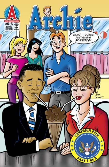 Archie 616 A