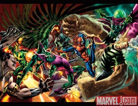 Amazing Spider-Man #645 Variant