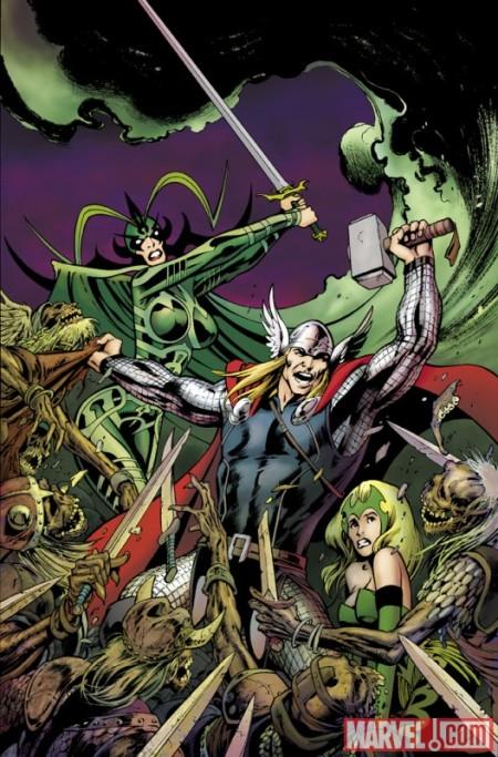 Avengers: Prime #3 Cover