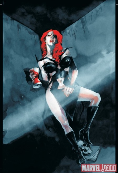 Black Widow #7 COVER VARIANT