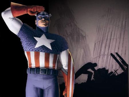 Captain America 9-11