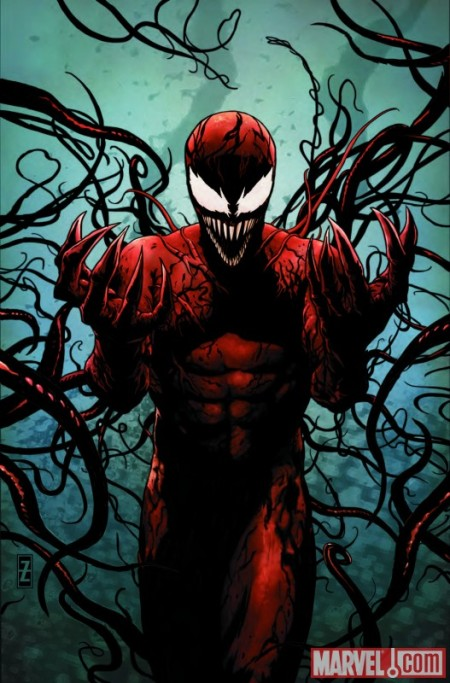 CARNAGE #1 ZIRCHER