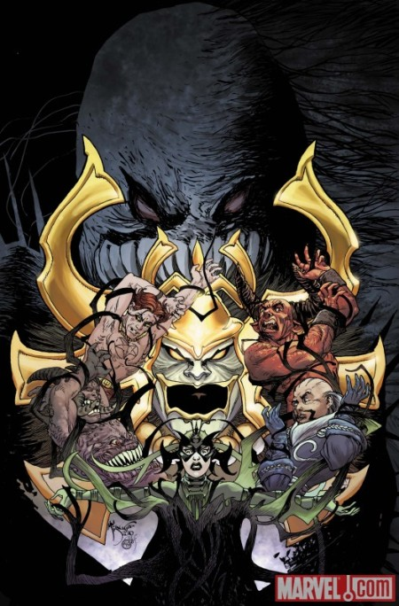 Chaos War: Chaos King #1 COVER