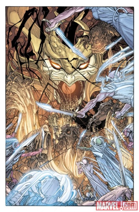 Chaos War: Chaos King #1 PREVIEW1