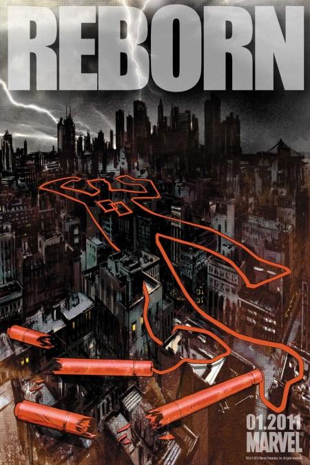 Daredevil Reborn 1