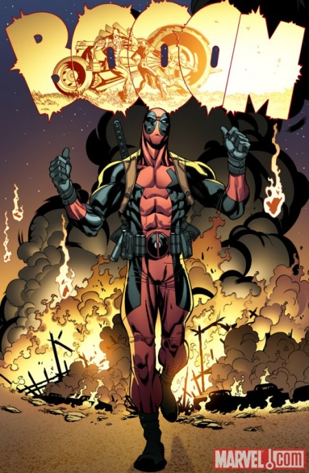 DEADPOOL #28 Preview2