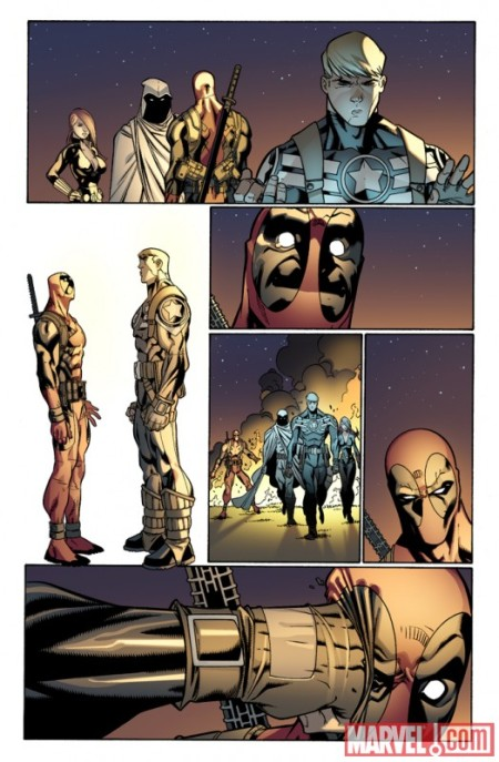 DEADPOOL #28 Preview4