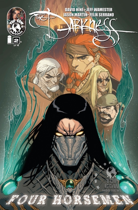 The Darkness: Four Horsemen #2 COVA_stamped