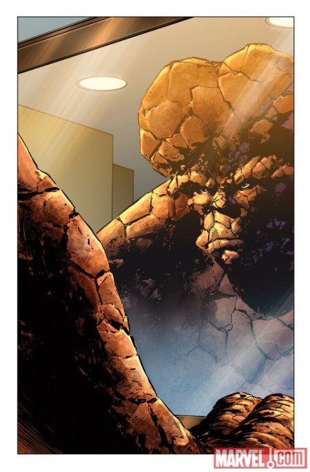 Fantastic Four #584 Preview1