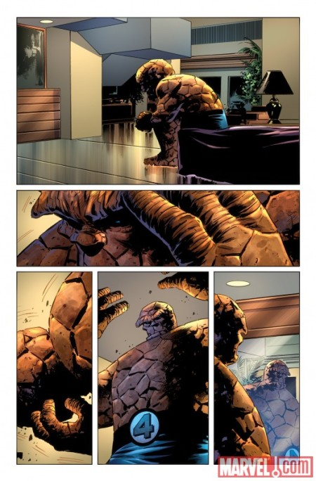 Fantastic Four #584 Preview2