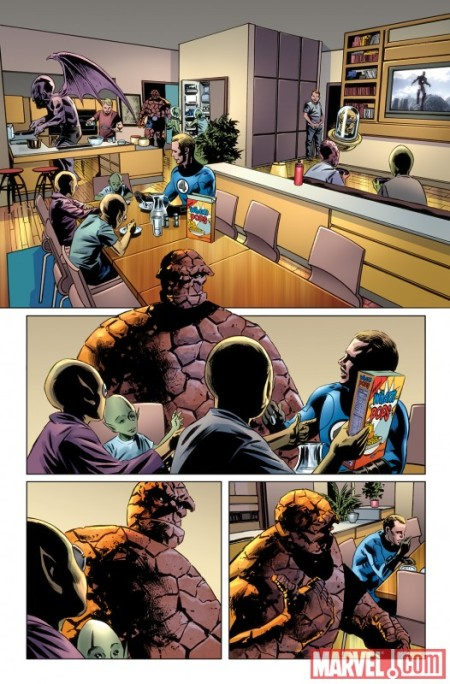 Fantastic Four #584 Preview3