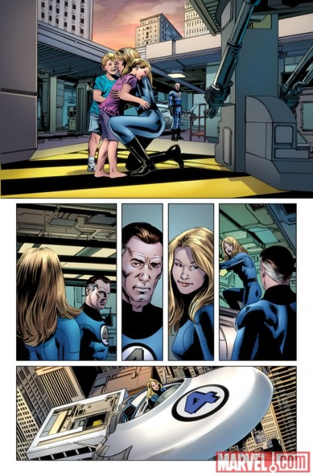 Fantastic Four #584 Preview4