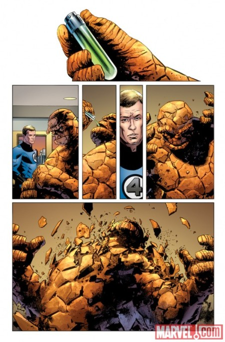 Fantastic Four #584 Preview5