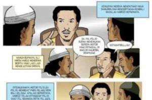 Fighting Terrorism Through Comics