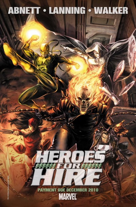 Heroes For Hire Announcement