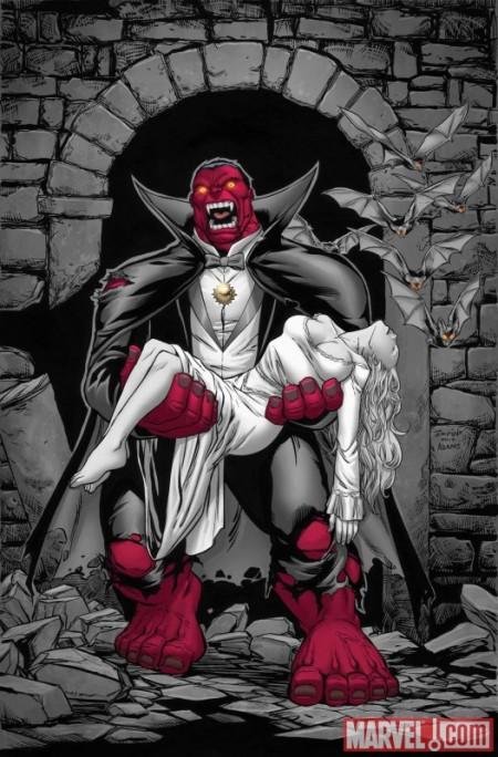 HULK #26 COVER VAMPIRE