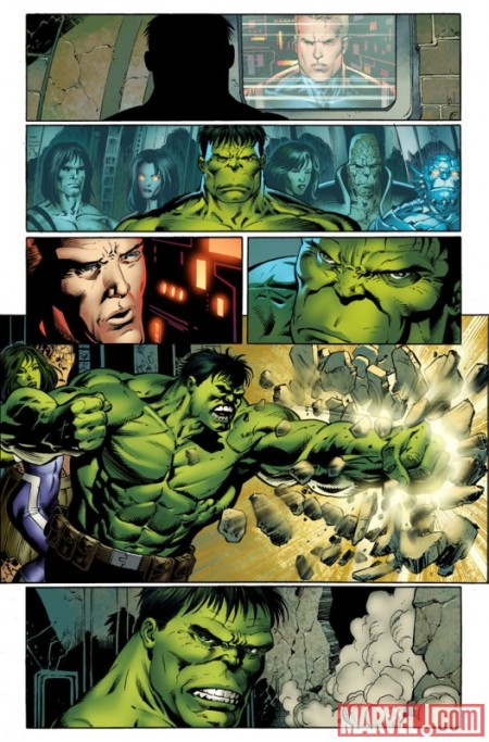 The Incredible Hulks #615 Preview1