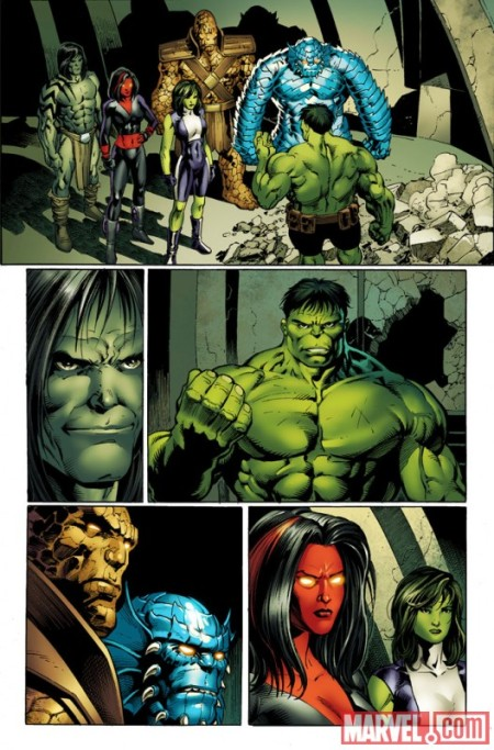 The Incredible Hulks #615 Preview2