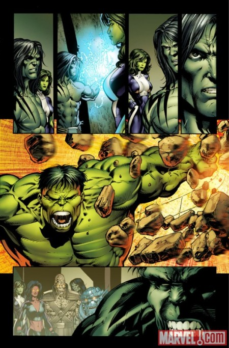 The Incredible Hulks #615 Preview3