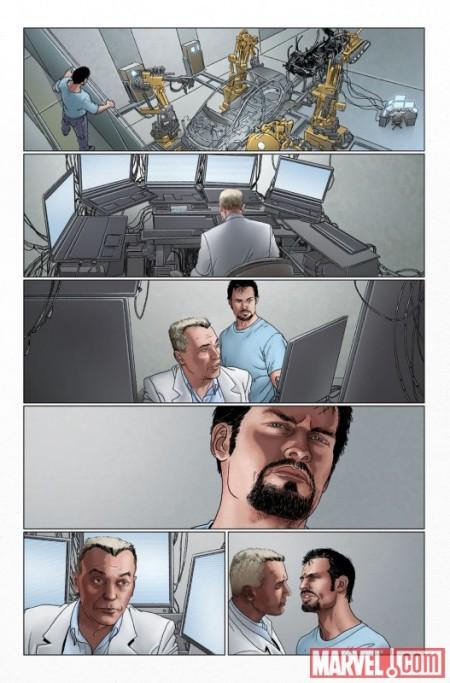 Invincible Iron Man #31 preview2