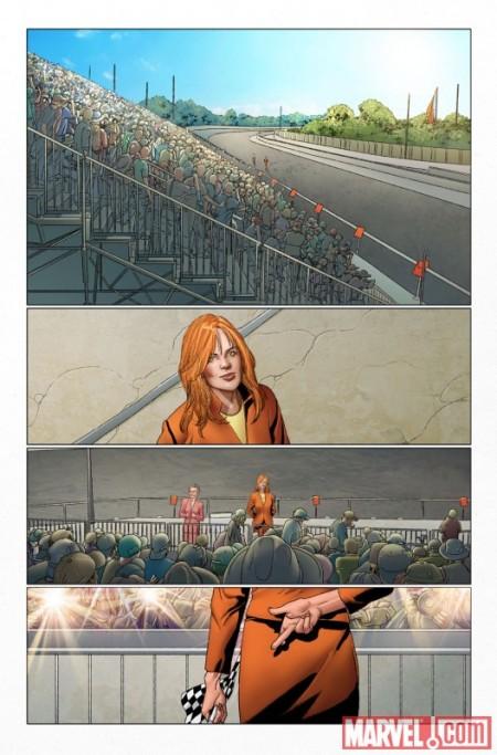 Invincible Iron Man #31 preview4