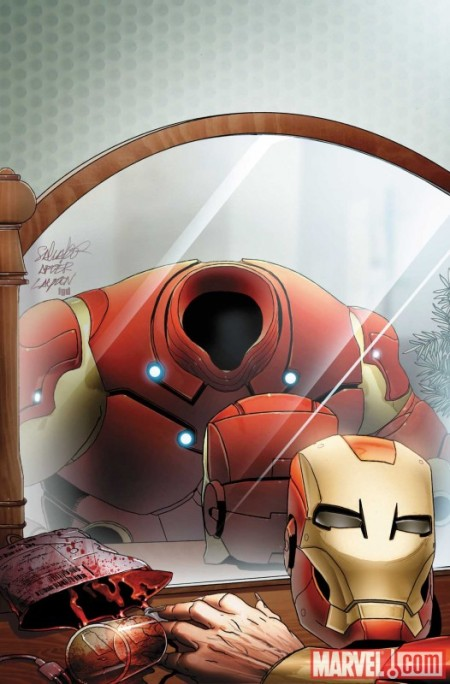 Invincible Iron Man #31 COVER VARIANT