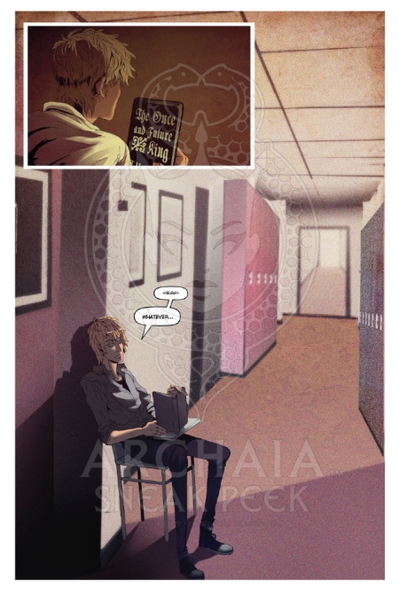 Lucid #1 Preview PG2