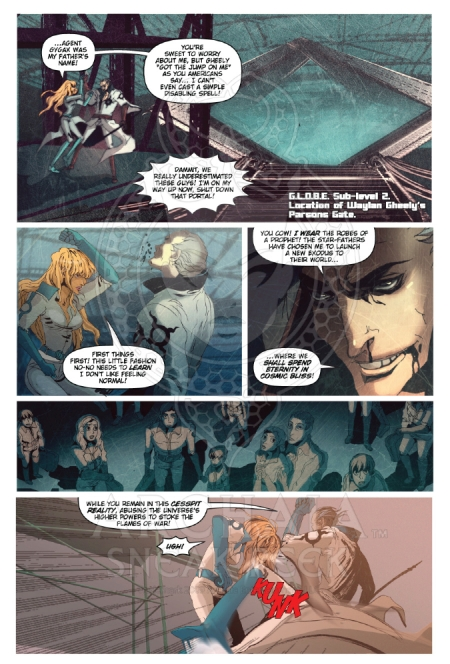 Lucid #1 Preview PG5