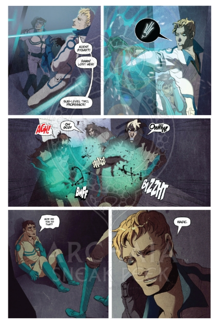 Lucid #1 Preview PG6