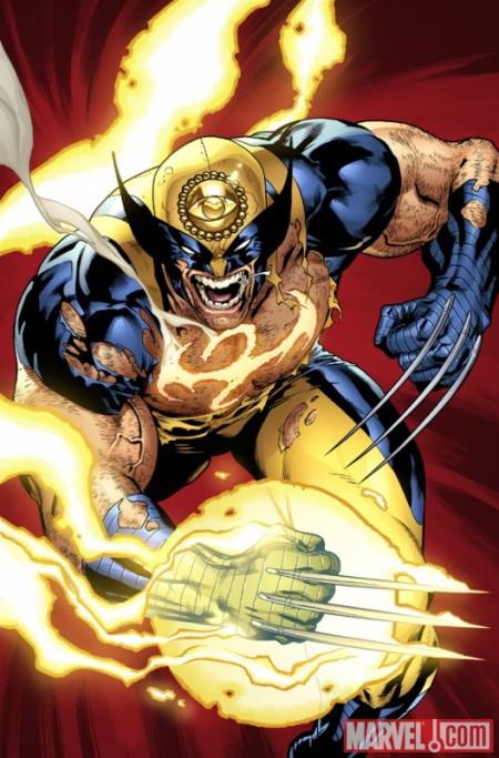 New Avengers #5 COVER