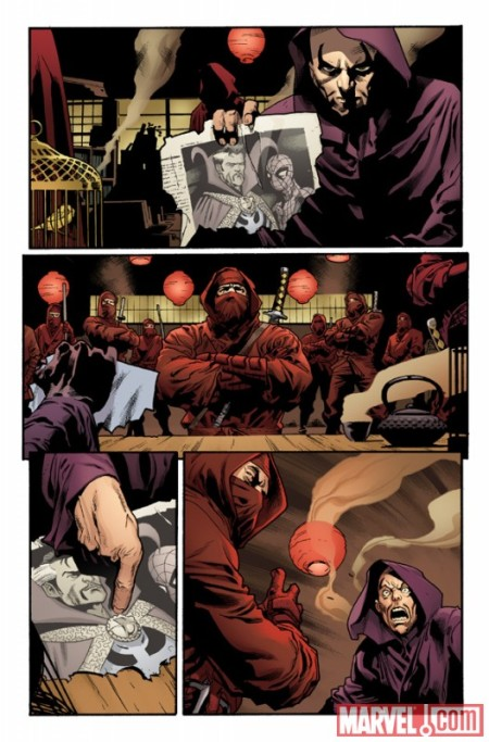 New Avengers #5 PREVIEW1