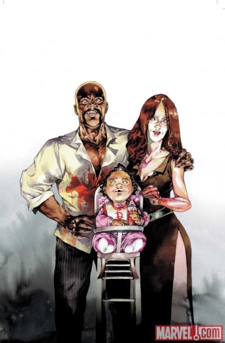 New Avengers #5 COVER VAMPIRE